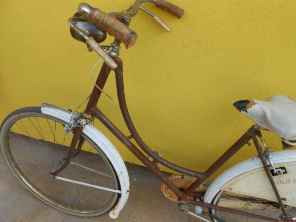 Vendo bicicletta da donna Olympia Carlo Borghi Old Holland