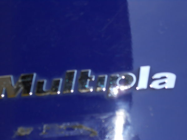 Vendo cofano portellone per Fiat Multipla