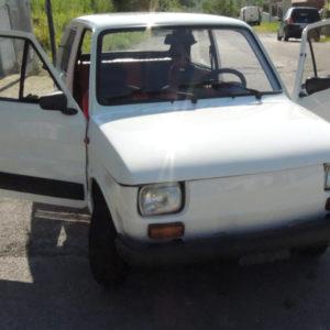 Vendo Fiat 126 FSM d'epoca