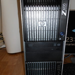 Vendo Workstation Hp Z600 Intel pari al nuovo