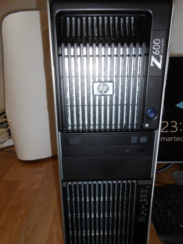 Vendo Workstation Hp Z600 Intel pari al nuovo