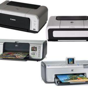 Stampanti, scanner o stampanti multifunzione