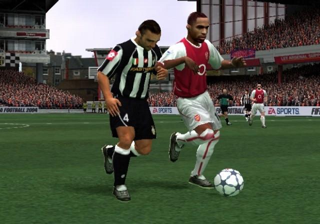 Vendo gioco Fifa Football 2004 per Play Station 2