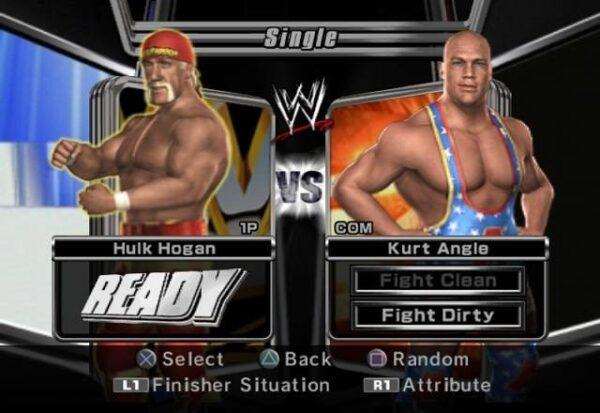 Vendo Smack Down vs Raw 2006 Play Station 2