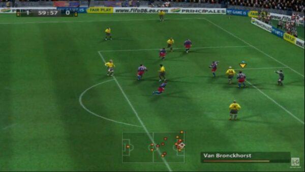 Vendo Fifa 06 per Play Station 2