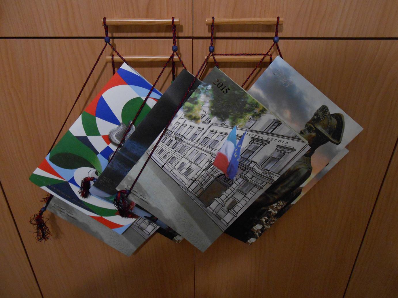 Vendo Calendari Storici dell'arma dei Carabinieri