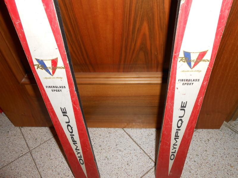 Vendo sci di marca Rossignol Olimpique