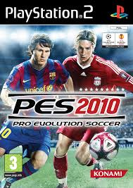 Vendo Pes 2010 per Play Station 2