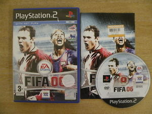 Vendo Fifa 06 per Play Station 2