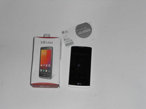 Vendo smartphone LG Leon - H320