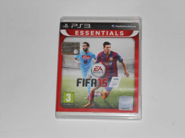 Vendo gioco Fifa 15 per Play Station 3