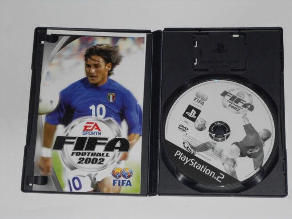 Vendo gioco Fifa Football 2002 per Play Station 2
