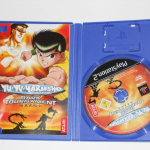 Vendo Yu Yu Hakusho Dark Toournament per Play 2