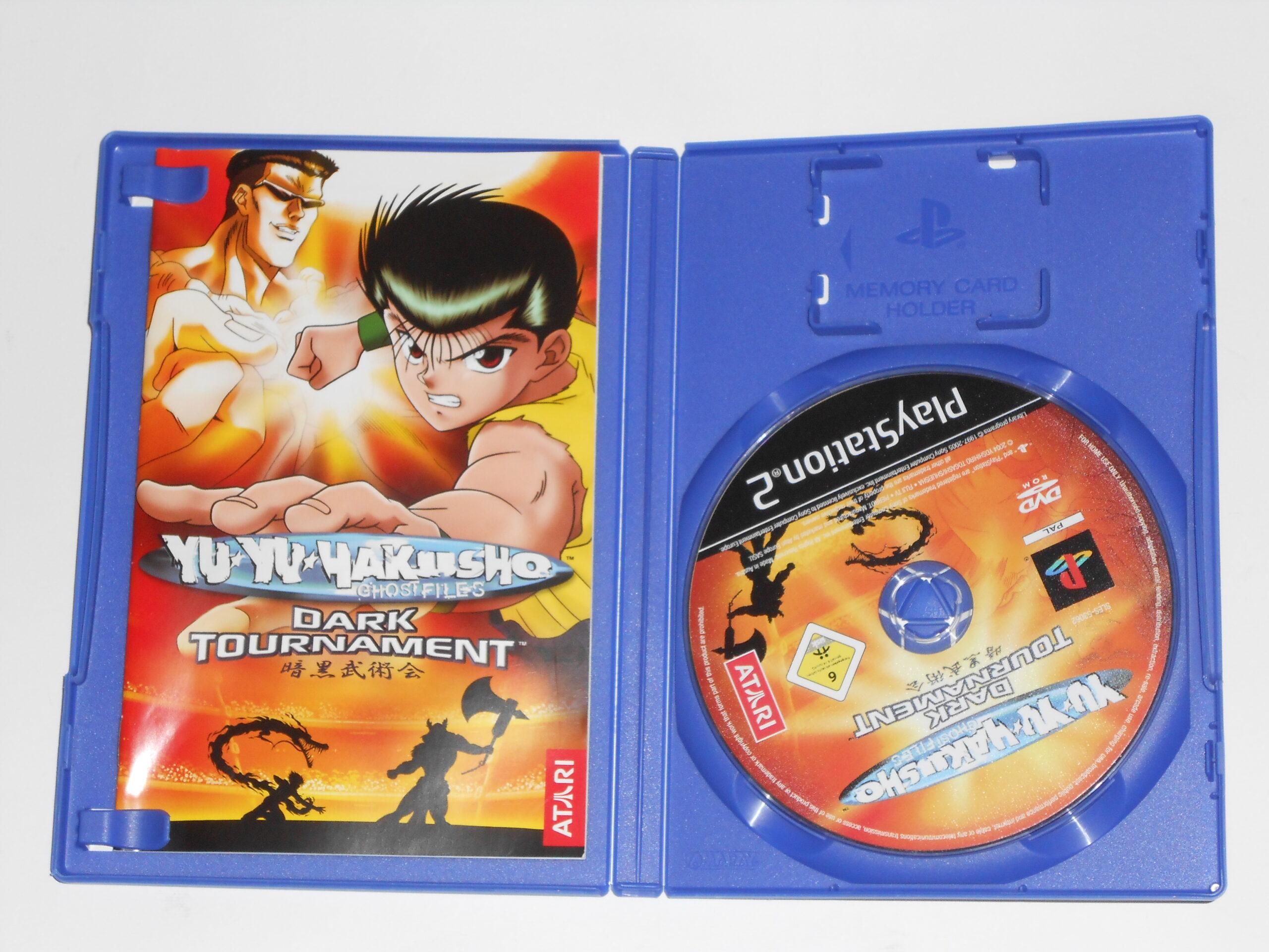 Vendo Yu Yu Hakusho Dark Toournament per Play 2