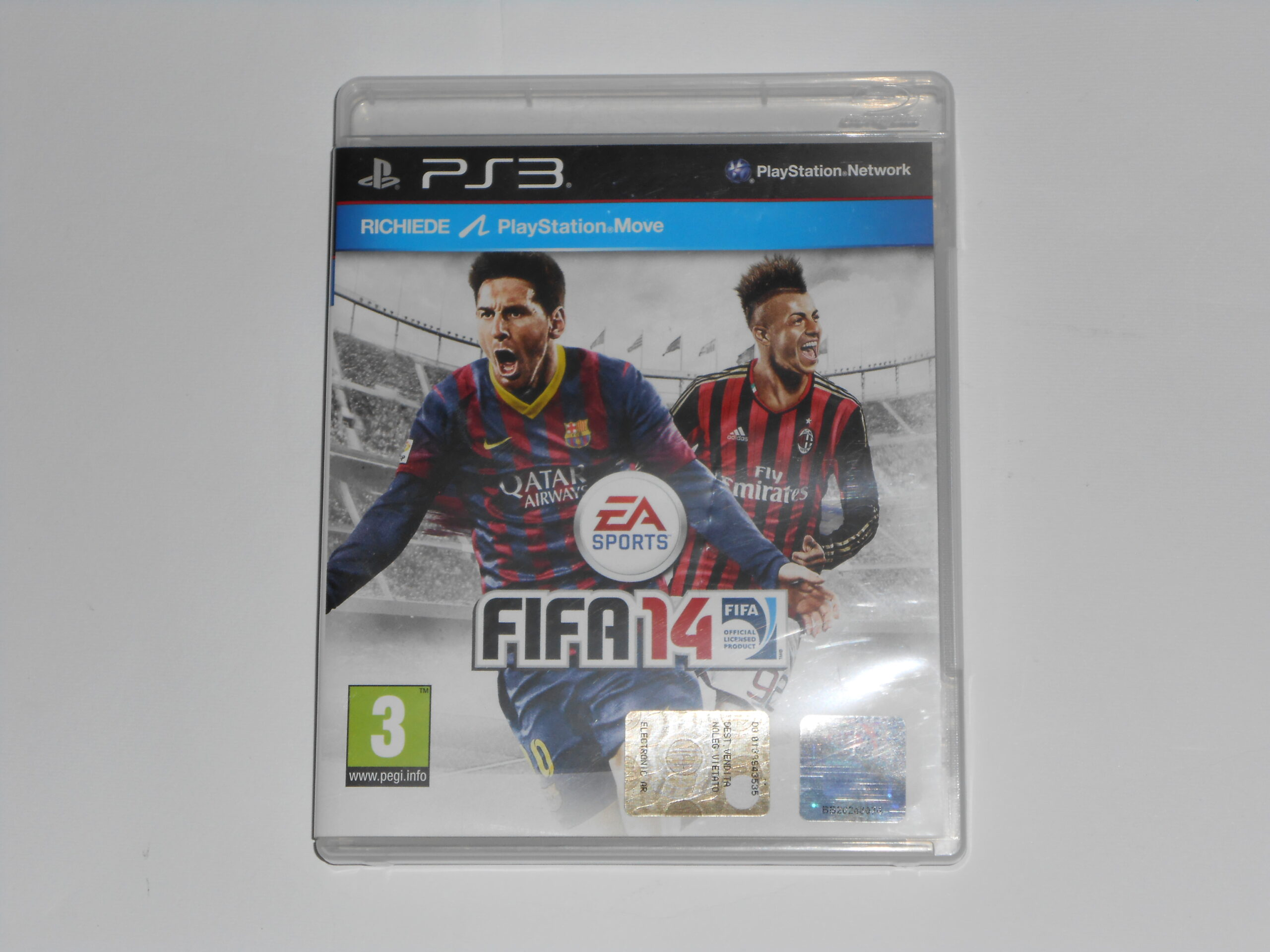 Vendo gioco Fifa 14 Play Station 3
