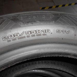 Vendo gomme Goodyear misure 205/55 R 16