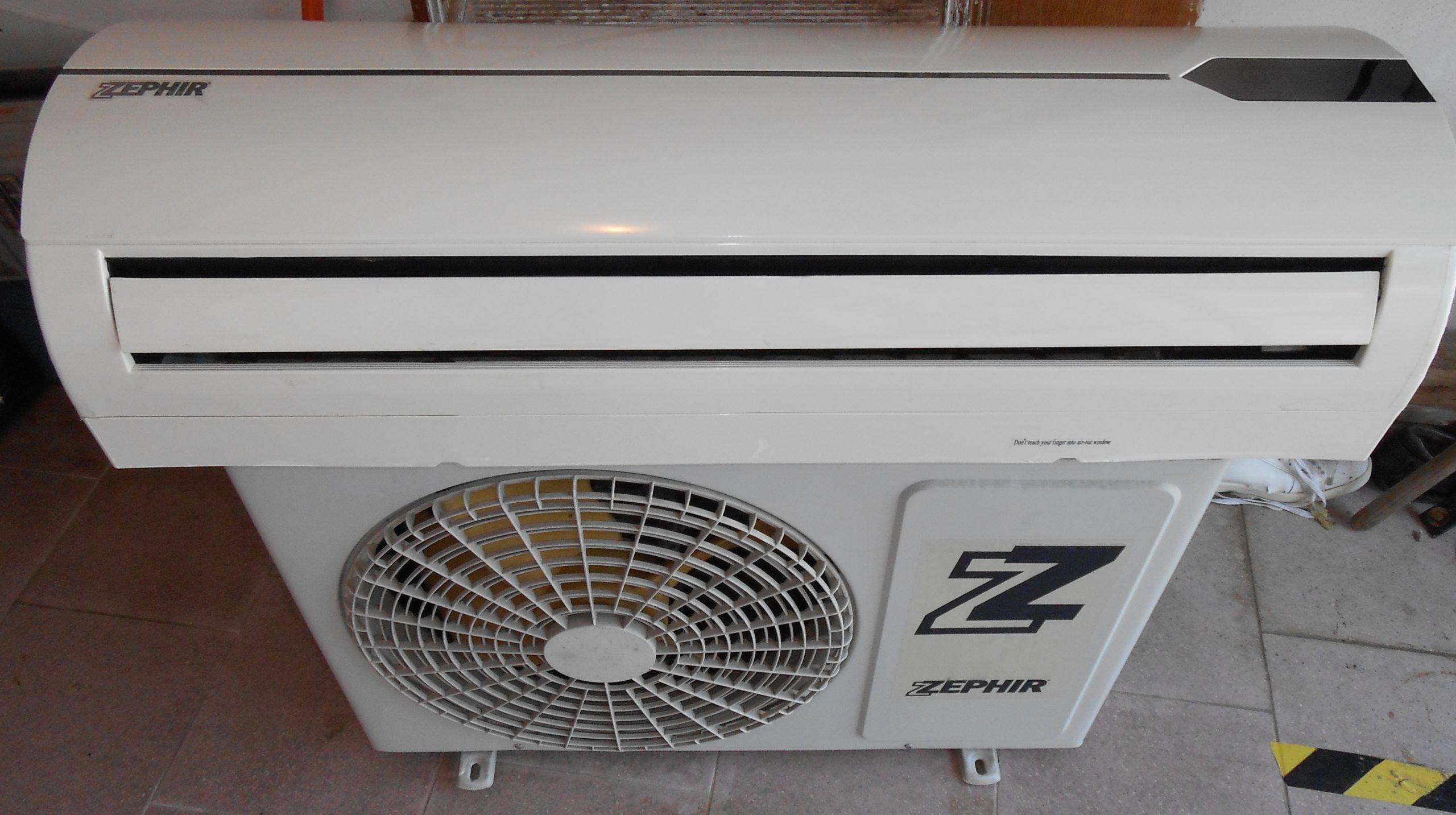 Vendo condizionatore Zephir modello ZBS-12000